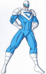 OCD- Justiceman, the Iconic Superhero