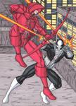 Crimson Arrow vs Deathwish