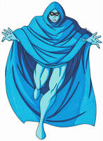 Blue Ghost by RobertMacQuarrie1
