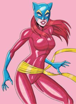 Marvelous Mary Jane- Hellcat