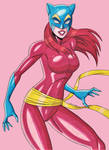 Marvelous Mary Jane- Hellcat by RobertMacQuarrie1