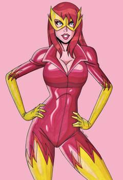 Marvelous Mary Jane- Firestar