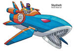 Heroic Vehicles- Skyshark