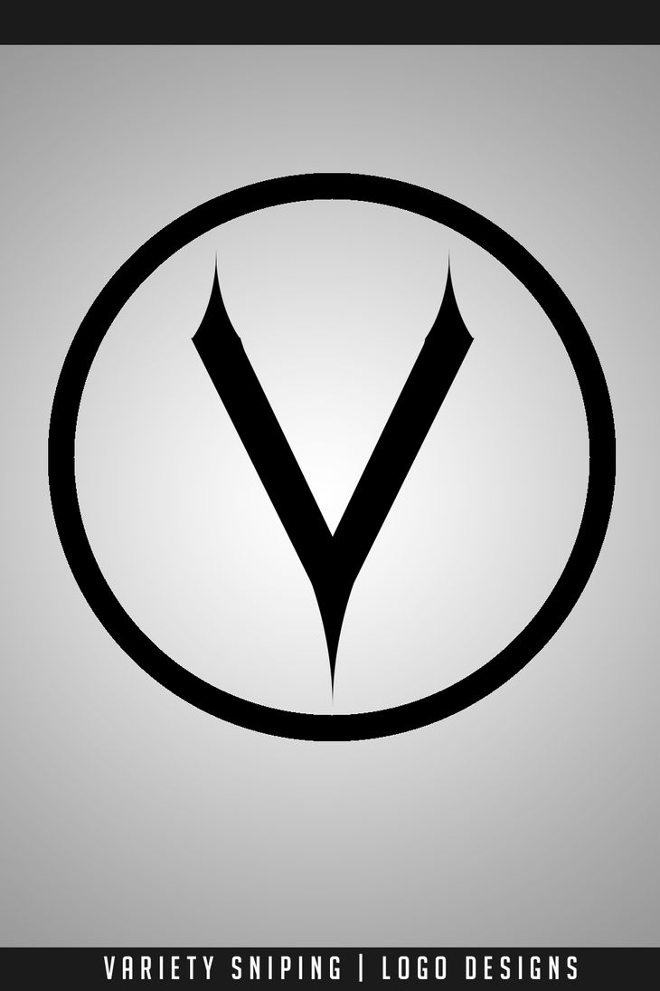 variety sniping logo by logodesigns on deviantart