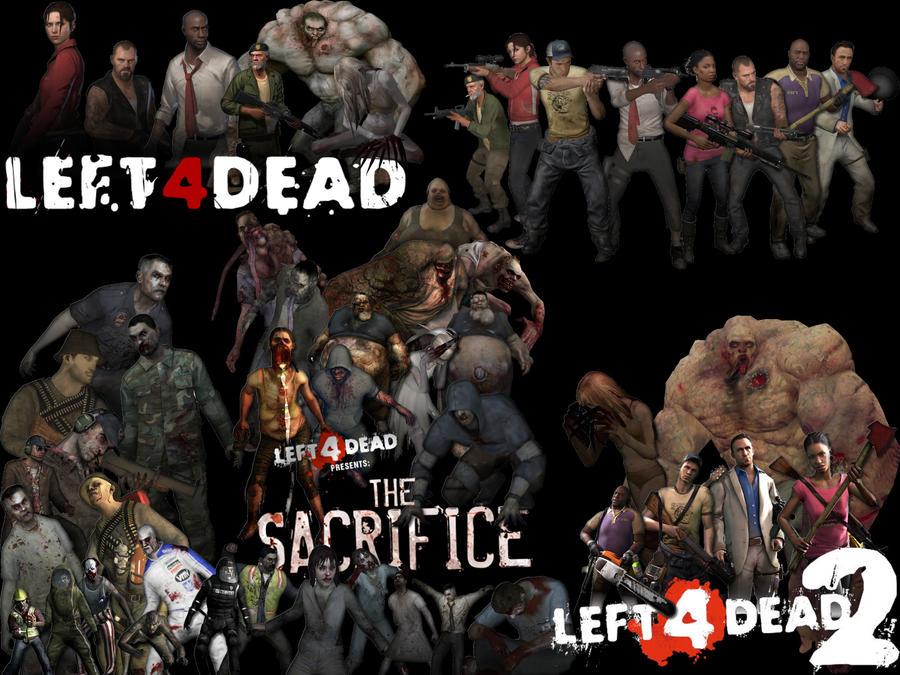 Скачать Игру Left 4 Dead 1 2 Через Торрент На Русском Языке Бесплатно - фото 7