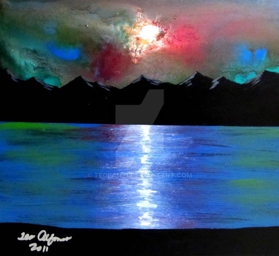 AMAZING SKY ART by TEOFAITH