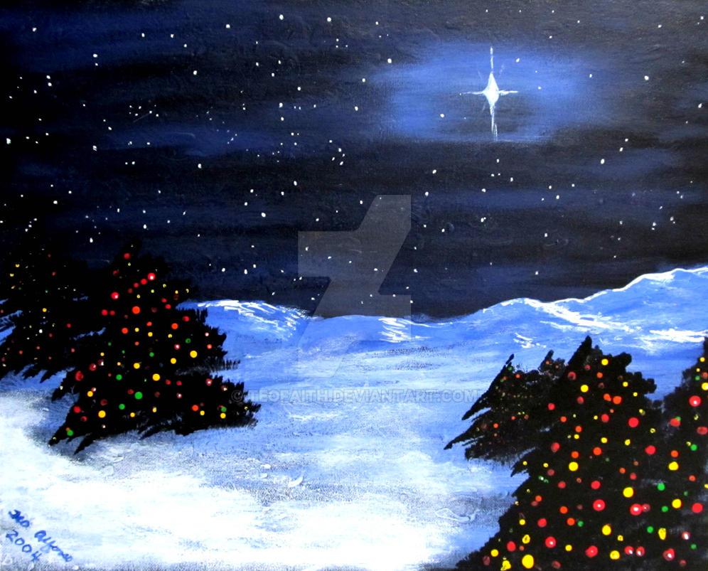 CHRISTMAS STAR by TEOFAITH