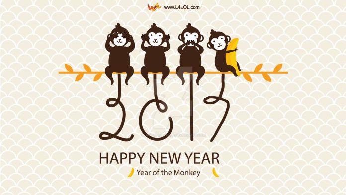 Happy New Year 2017 3D Wallpapers By Happynewyr2016