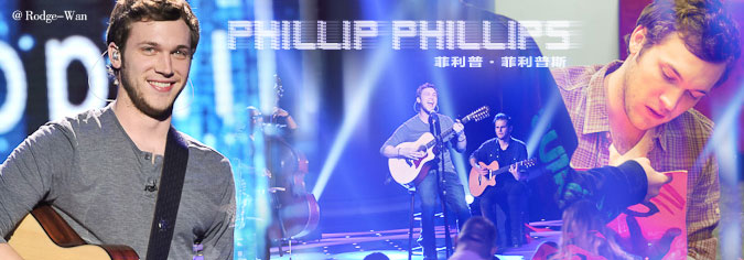 American Idol S11-Phillip Phillips III by rodgewan