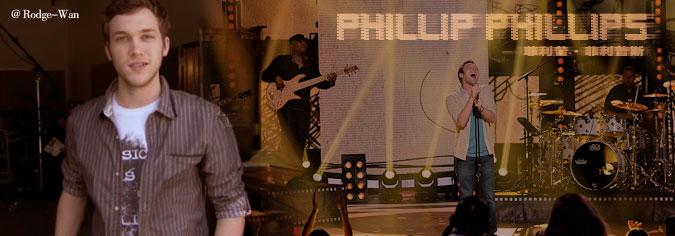American Idol S11-Phillip Phillips IV by rodgewan