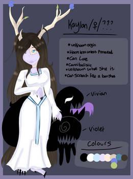 Monster persona (REF)