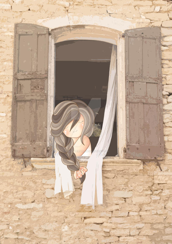 The Window by sweetterara