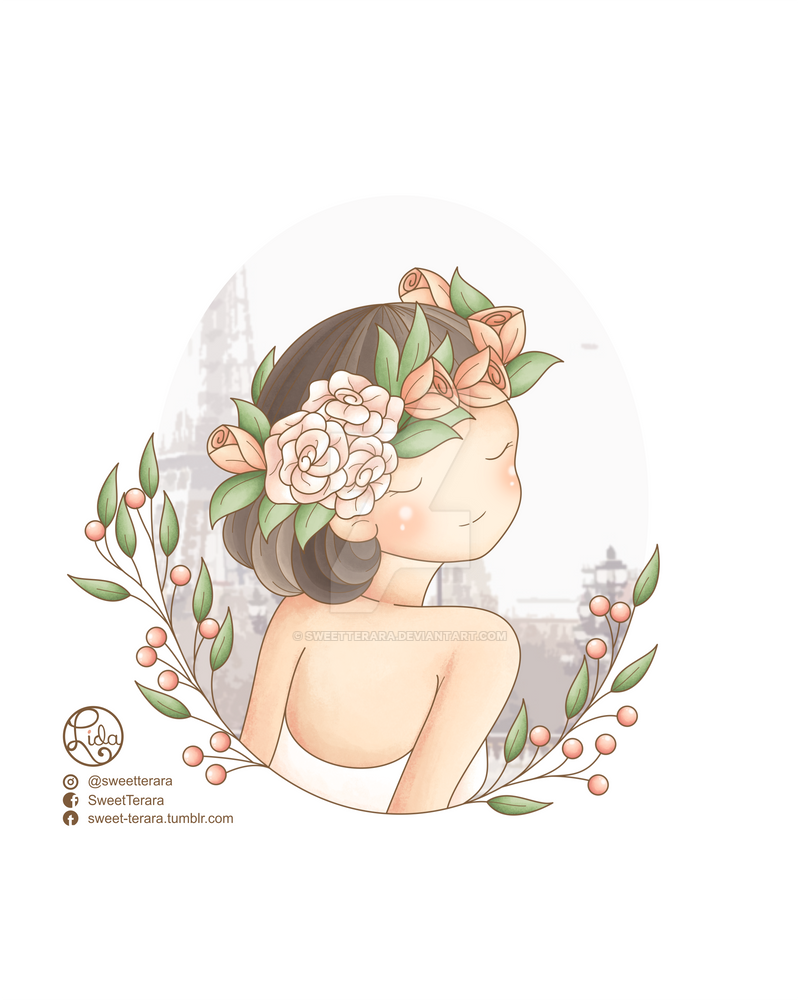 Ranunculuss by sweetterara