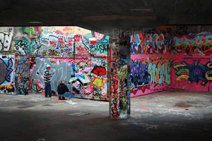 Graffiti by princessdhaimish