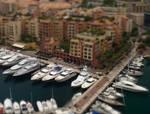Toy city Monaco