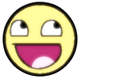 Radioactive Smiley by bubblenubbins