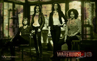 Warehouse 13 Women by bubblenubbins