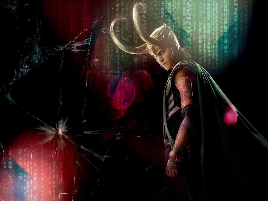 Loki by bubblenubbins