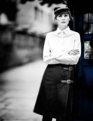 Michelle Dockery as the Female Doctor by bubblenubbins