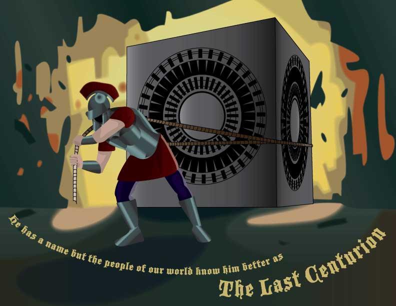 The Last Centurion by tsuzukicream