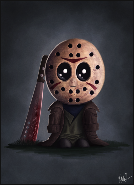 Jason Jr. by AndreasWerchmeister