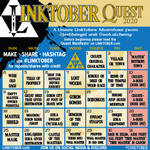 2020 Linktober Quest Cal-01 by linktober