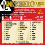 2020 Linktober Chance Cal-01 by linktober