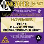 Linktober Legacy: November 2020 by linktober