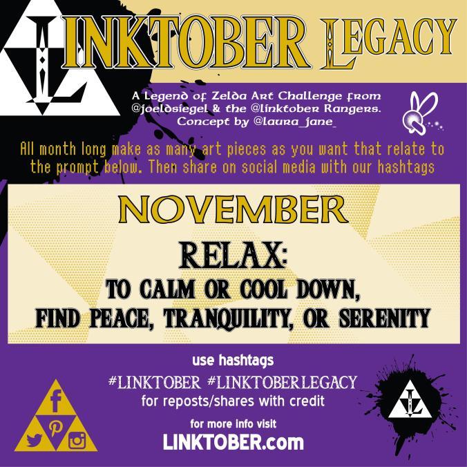 Linktober Legacy: November 2020