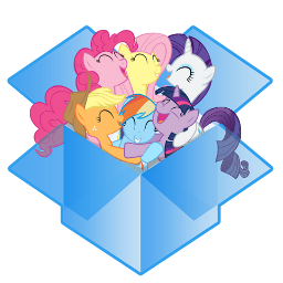 Folder - Dropbox by Kingsombra64