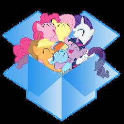 Folder - Dropbox by Kingsombra64