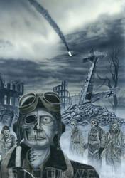UndeadAirmen by AaronStockwellart