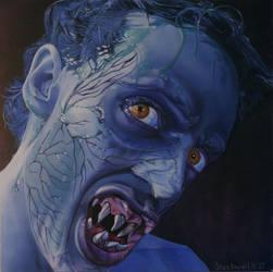 Demons 2 by AaronStockwellart
