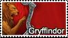 Gryffindor Stamp by Pavasara-Dvesma