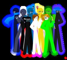 Shining Friends by KatherineYukimura