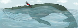 Whale Riding
