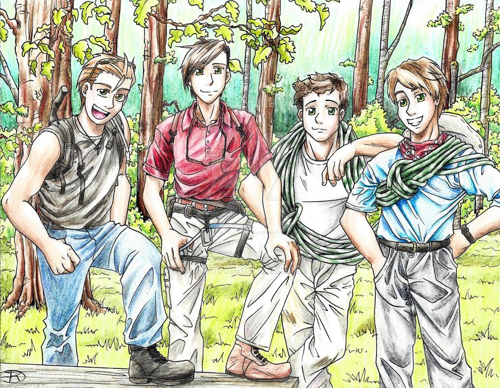 The Four by Rachet777