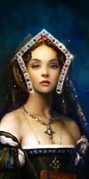 The Boleyn Girl Smile by cabotinecco