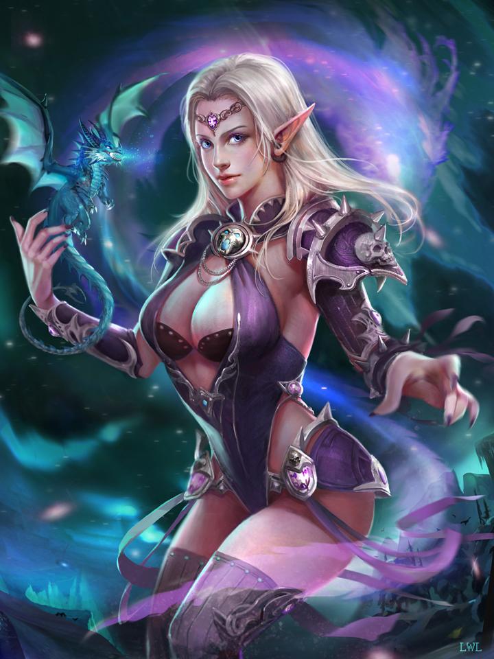 erotic goth fairy