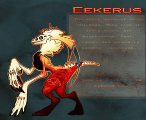 Ishtar the Eekurus - [REF] by Sindonic