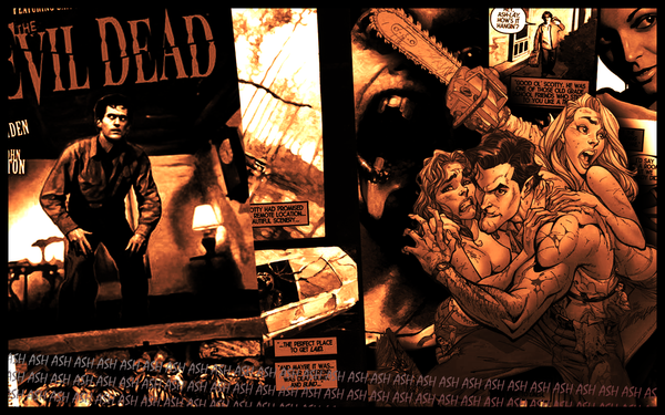 Evil dead wallpaper by rockhead631 on DeviantArt