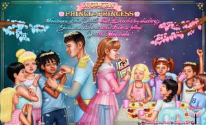 Modern Prince and Princess (Finished) by oooangelicartooo