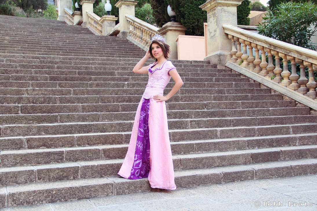 Tangled - The lost princess by AriB-Rabbit