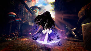 Welcome to Wonderland, Alice!