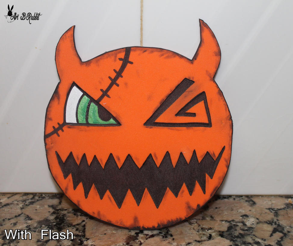 Sora Halloween Town Mask for sale! by AriB-Rabbit