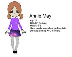 Annie ref by Mawairu