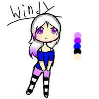 Windy human ref! by Mawairu