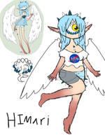 Himari ref by FionnaBun