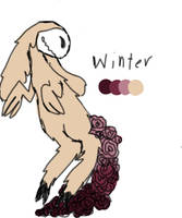 Winter terrei (personal) by Mawairu