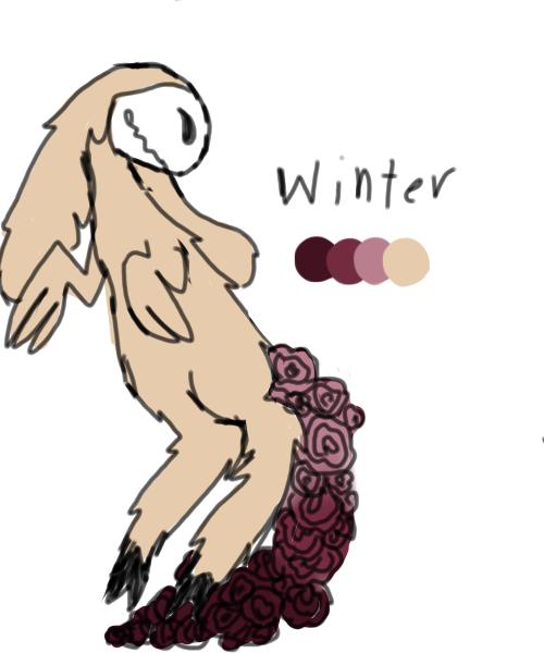 Winter terrei (personal) by FionnaBun